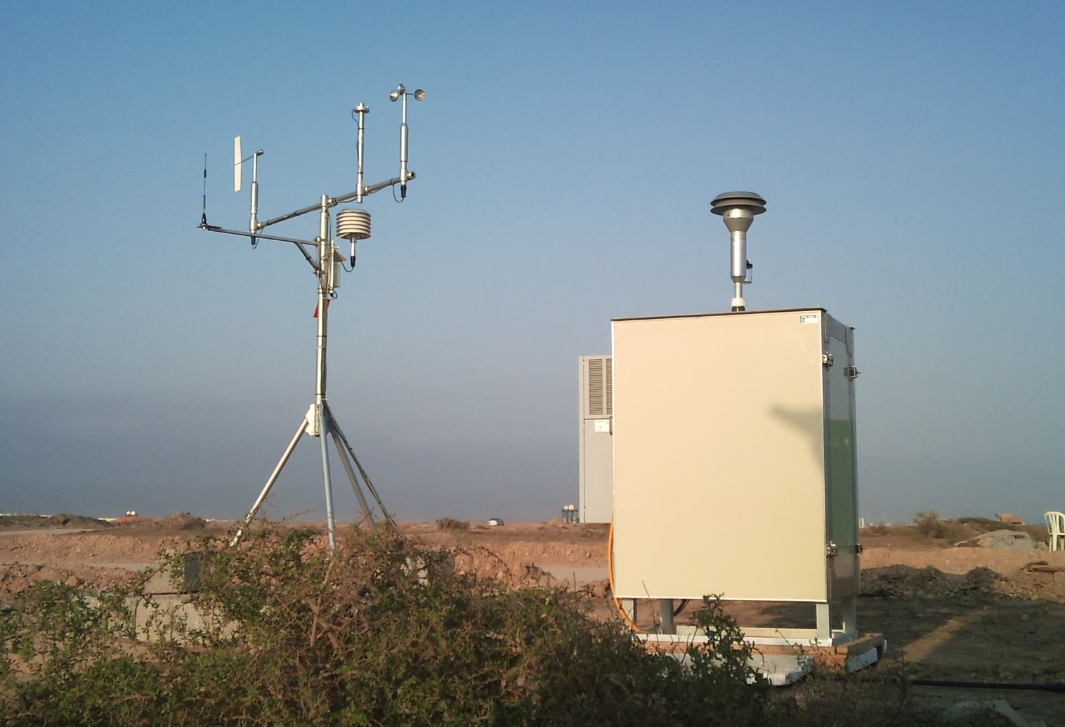 Remote Monitoring Station